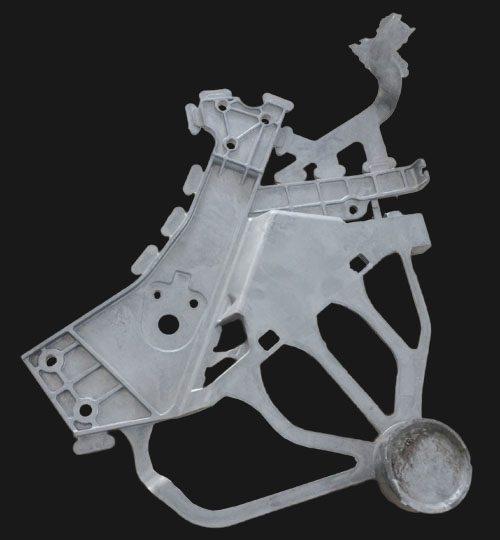 Aluminum Die Casting Electrial Parts