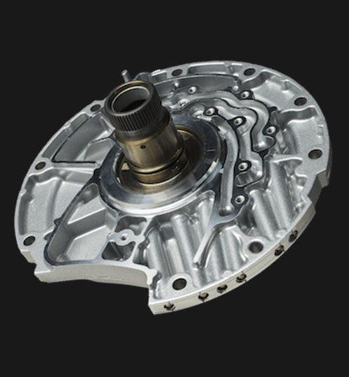 Aluminum Die Casting insert parts